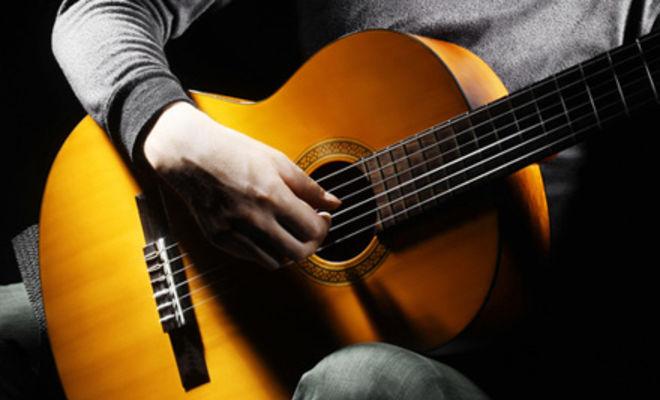 Игра На Гитаре Обучение