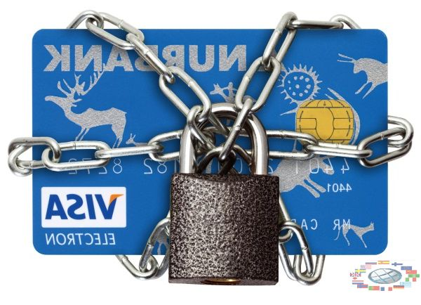 Protection of bank cards