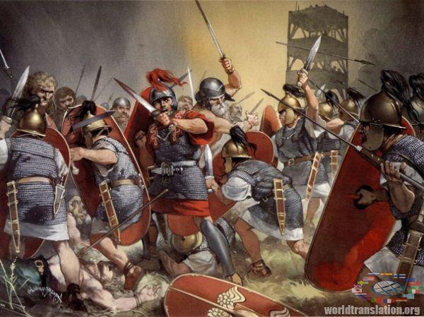 Глава 3 крах и падение римской империи  древний рим