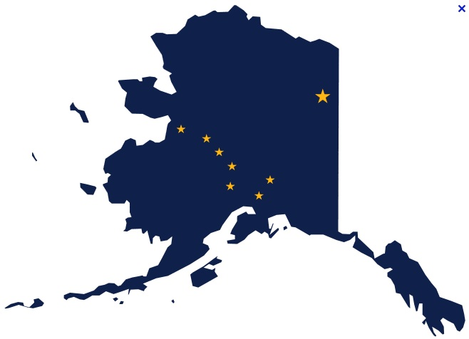 The United States, state of Alaska