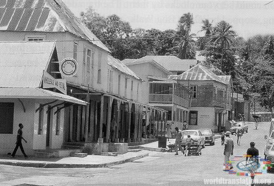 Browns Town, Jamaica
