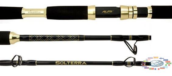 Fiberglass Fishing rod