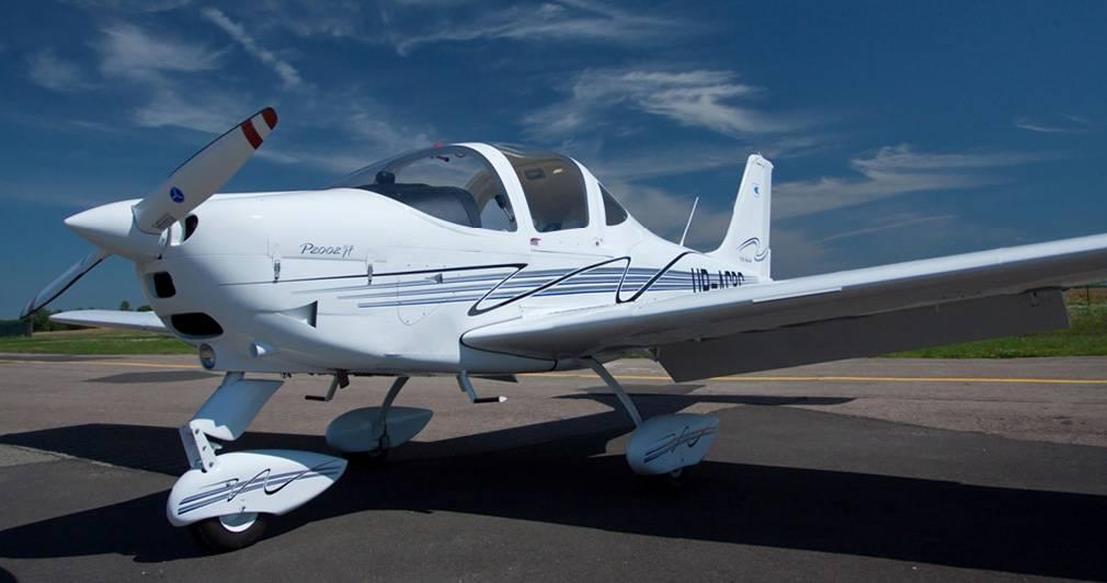 Преимущества полета на легкомоторном самолете