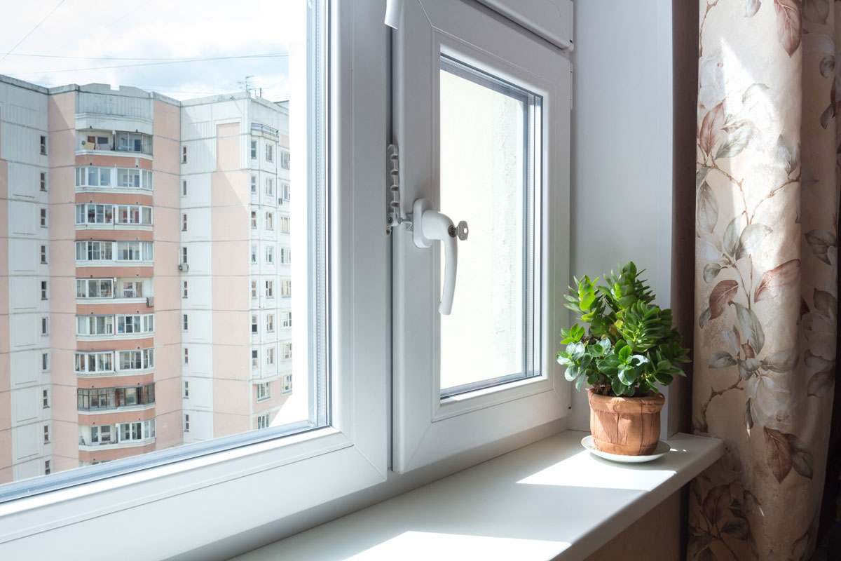 пвх окно