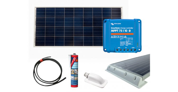 VE.Can SmartSolar MPPTs
