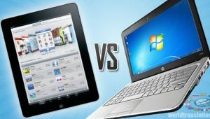 Tablet or Laptop?