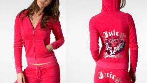 ������� ���������� ������� Juicy Couture