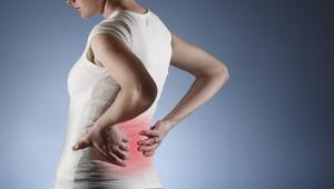 What to do when the back hurts